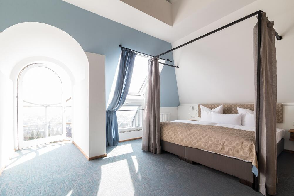 Bolon flooring, perfect for hotel environments