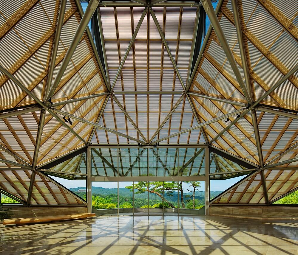 Miho Museum cred Miho Museum