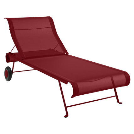 chili sunlounger burgundy red.png