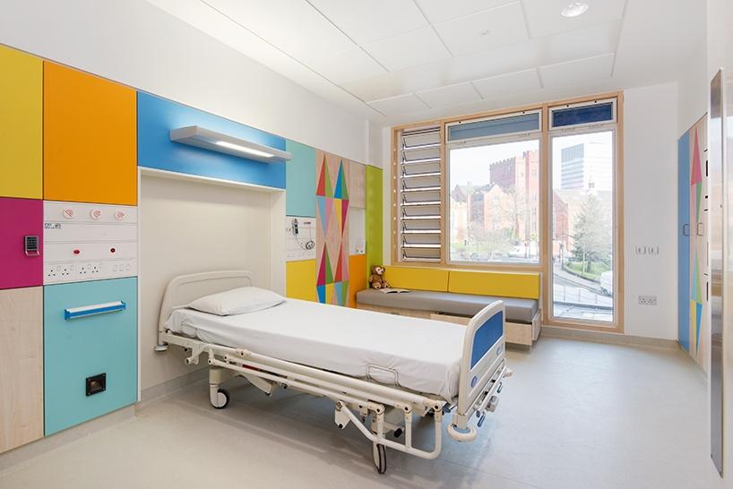 Children's hospital design