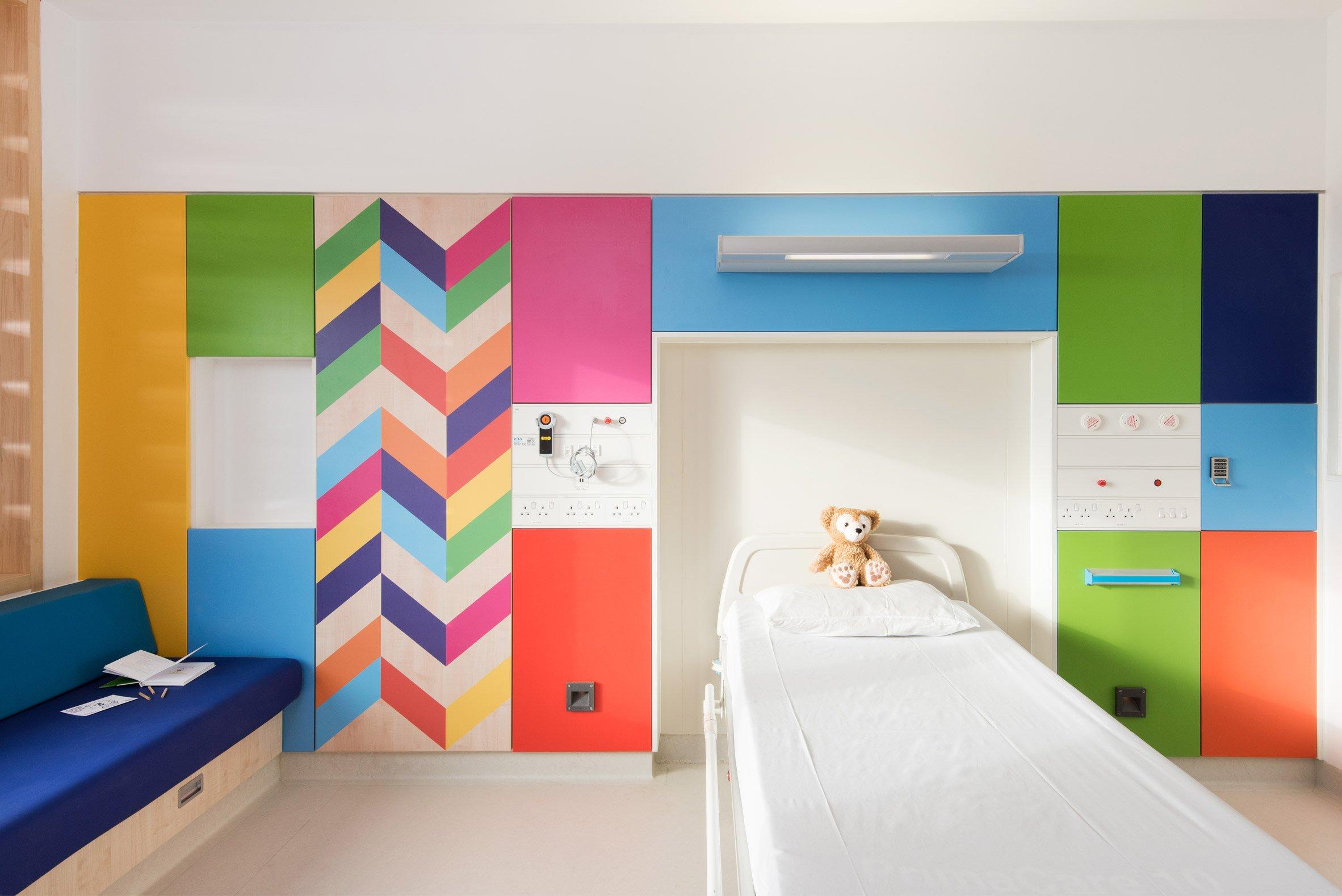 Sheffield Hospital design